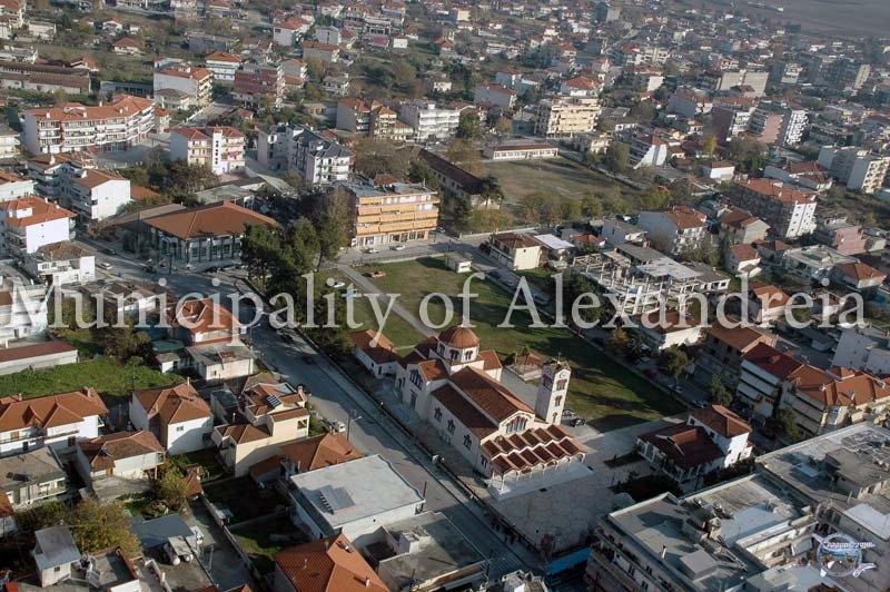 Αλεξάνδρεια – Η πόλη της Αλεξάνδρειας