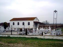 Αλεξάνδρεια – Ι.Ν. Αγίου Δημητρίου, Καψόχωρα, Κοιμητήρια