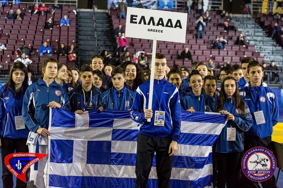 Με δύο παγκόσμια μετάλλια επέστρεψε ο ΑΣΚ Αλεξάνδρειας-Εθνικός ύμνος στη βράβευση της Δήμητρας!