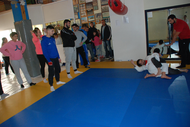 Σεμινάριο Ju Jitsu  του ΑΣΚ Αλεξάνδρειας