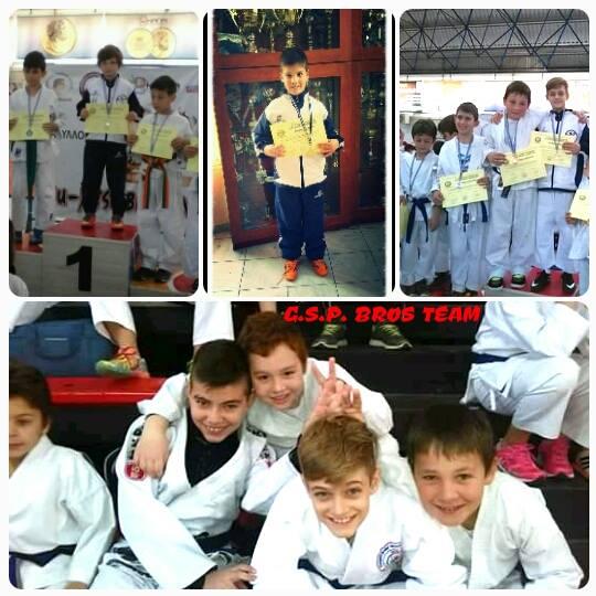2o Διασυλλογικό πρωτάθλημα Β. Ελλάδος στο Ζίου Ζίτσου
